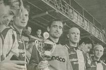 Historický úspěch fotbalistů Baníku Ratíškovice