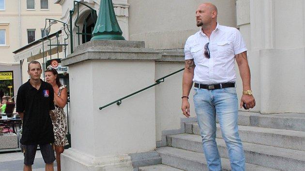 Hodonínský zastupitel Roman Sedlačík.