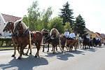 Ve Vracově se o víkendu konaly oslavy padesáti let od založení města.