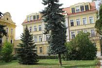 Klvaňovo gymnázium v Kyjově