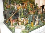 Výstavu betlémů na svém obecním úřadu nabídnou i Násedlovice.