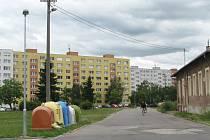 Horní Plesová v Hodoníně v současnosti.