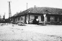 Restaurace Na Cigánce se nacházela v místech, kde sídlí firma WS, a byla jednou ze zastávek na cestě ke hřbitovu.