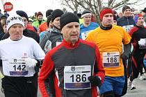 Štěpánský běh 2010 v Kyjově.