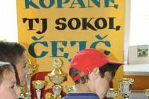 Fotbal v Čejči oslavil devadesát let.