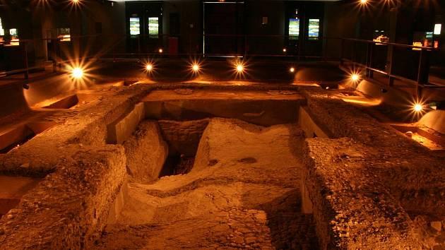 Expozice Slovanského hradiště v Mikulčicích získala prestižní cenu.