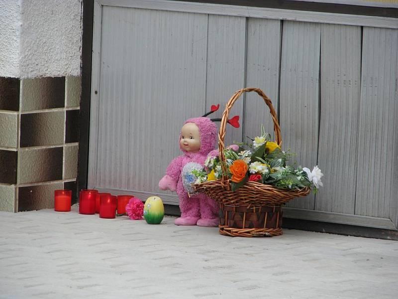 Makta zabila své dvě malé děti v Blatničce pod Svatým Antonínkem.