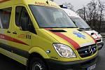 Novou sanitku získali záchranáři z Kyjova.