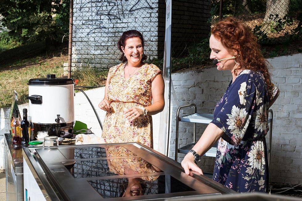 Garden Food Festival v Bzenci má za sebou úspěšnou premiéru.