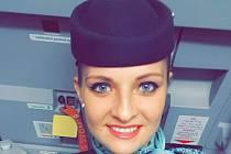 Ze života letušky u saudskoarabských aerolinek.