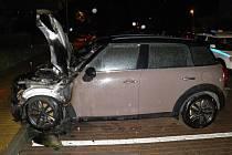 V Kyjově někdo v noci zapálil dvě auta. Škoda? Osm set tisíc korun.