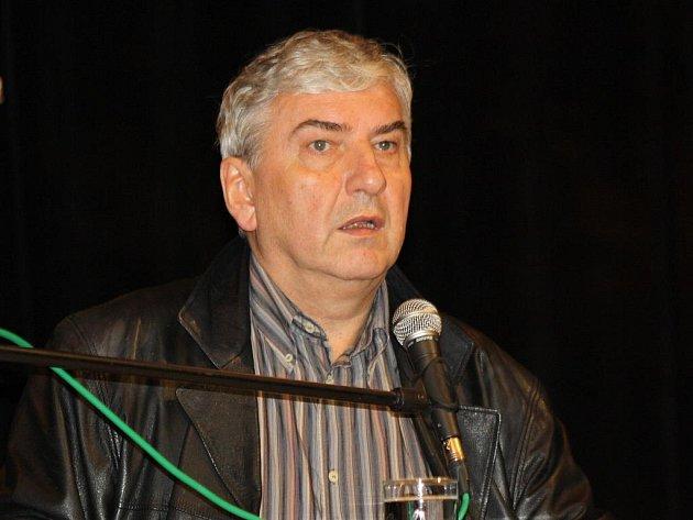 Miroslav Donutil v Kyjově