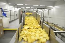 Strážnické brambůrky rozšiřují výrobu, do dvou let investují do modernizace a rozšíření skladů až 140 milionů korun.