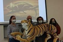 Zoo Hodonín ocenila výherce fotografické soutěže.