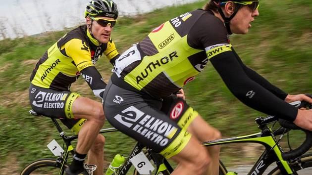 Cyklista Alois Kaňkovský letos ovládl podnik v Maďarsku, poté i závod Visegrádské čtyřky na Slovensku.