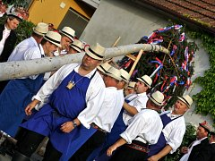 Soutěžní Festival Folklorních Souborů v Dambořicích 2014.