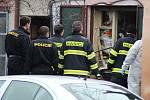 Zásah v Měšťanské ulici v Hodoníně. V domě našli mrtvého člověka.