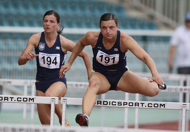 Překážkářka Lucie Škrobáková je odchovankyní čejkovické atletiky.
