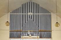 Osmdesát let staré varhany v kostele v Prušánkách už potřebovaly nutně opravu.