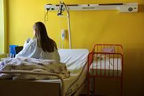 Nemocnice v Kyjově ukáže zájemcům porodní sály, příležitostí je nedělní světový den těhotenství.
