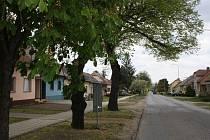 Mírová ulice. Ilustrační foto.