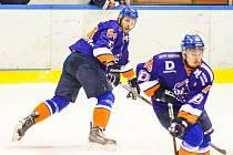 Hodonínští hokejisté prohráli ve druhém přípravném zápase na ledě Havlíčkova Brodu 5:7.