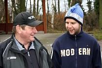 Hokejbalisté Sudoměřic zakončili úspěšný rok 2011 zabijačkou.
