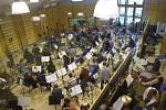 Zlínská filharmonie Bohuslava Martinů nahrávala v Dolních Bojanovicích