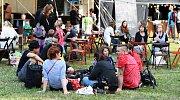 Jedenáctý ročník multižánrového festivalu Svátek bláznů ve Veselí nad Moravou.
