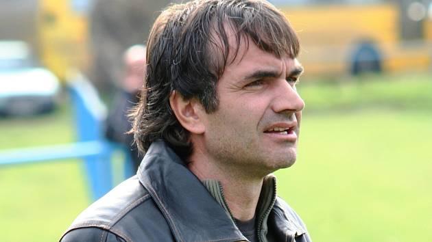 Richard Dobeš se stal na konci loňského roku novým předsedou fotbalového klubu TJ Agro Milotice.