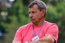 Zkušený fotbalový trenér Jaroslav Bíla (na snímku).