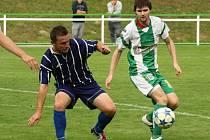 Bzenečtí fotbalisté na podzim prohráli se Starou Říší 0:1. V neděli by chtěli uhrát na Vysočině lepší výsledek.