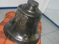 Tajemtsví zvonů- ten nejtěžší váží 290 kilogramů.