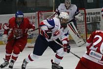 České hokejistky vstoupily do mezinárodního turnaje pěti evropských zemí v Hodoníně výhrou nad Slovenskem v poměru 5:0.
