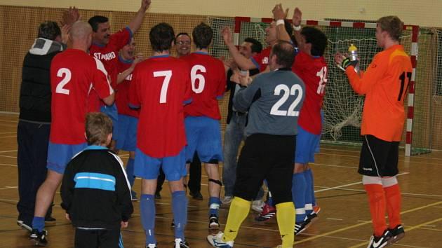 Finále okresního futsalového přeboru, ročník 2008/09