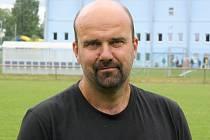 Místostarosta Lužice Petr Slatinský