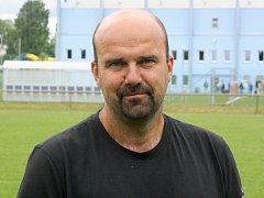 Předseda Baníku Lužice Petr Slatinský (na snímku) dovedl starší žáky k postupu do vyšší soutěže. Okresní přebor vyhráli i dorostenci.