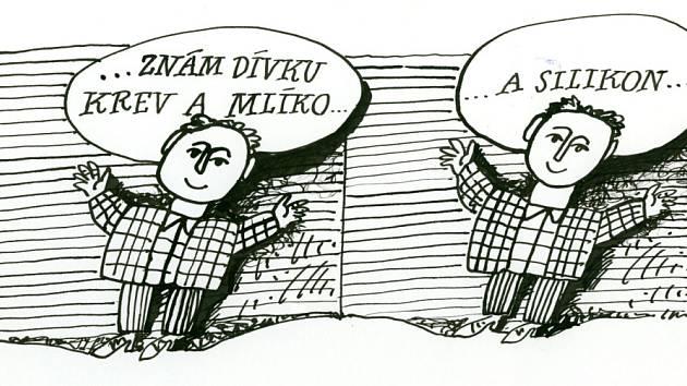 Kreslený humor a to ostatní