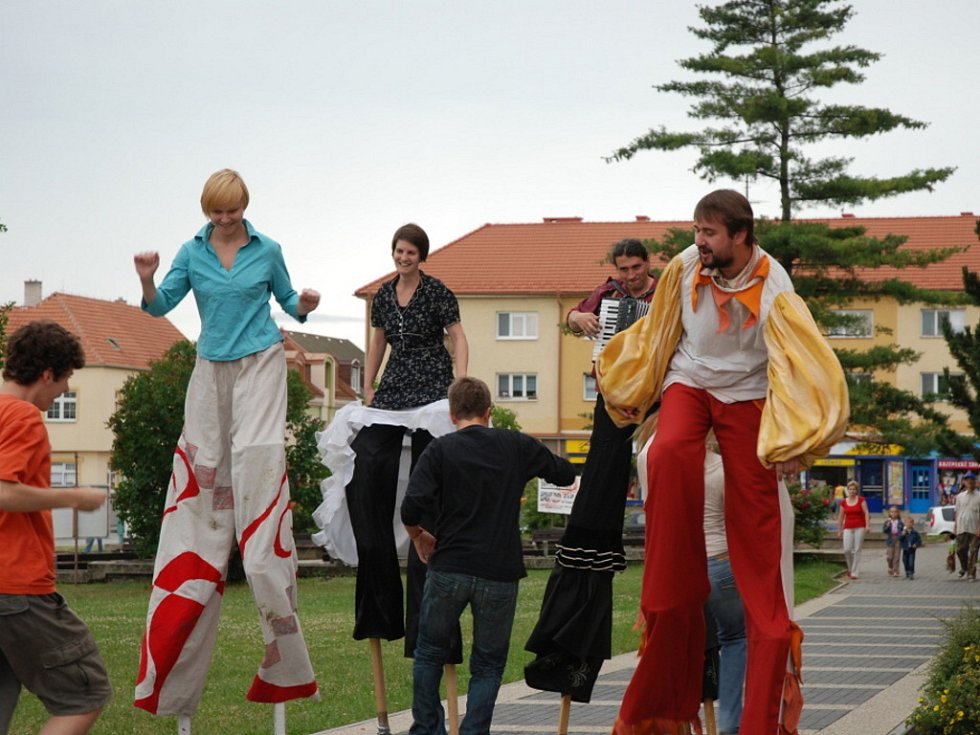 Svátek bláznů ve Veselí nad Moravou