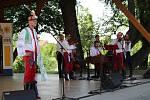 Podluží v písni a tanci na festivalu v Tvrdonicích