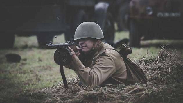 Vlkošské dny vojenských tradic 2021.