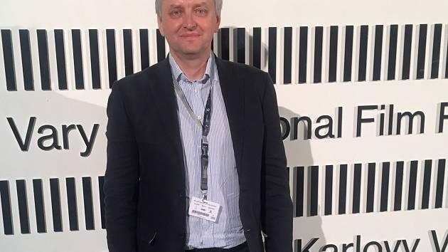 Člen hlavní poroty: Sergei Loznitsa, ukrajinský režisér, scenárista a producent