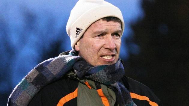 Nový trenér Blatnice Jaroslav Kapusta.
