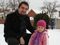 Ladislav Švidroň učí v Mateřské škole Sluníčko v Ratíškovicích.