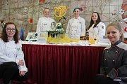 Bzenecké cukrářky přivezly hlavní ceny z dvadvacátého ročníku národní soutěže kuchařského a cukrářského umění s mezinárodní účastí Gastro Hradec Vitana Cup 2017.