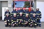 Dobrovolní hasiči z Petrova