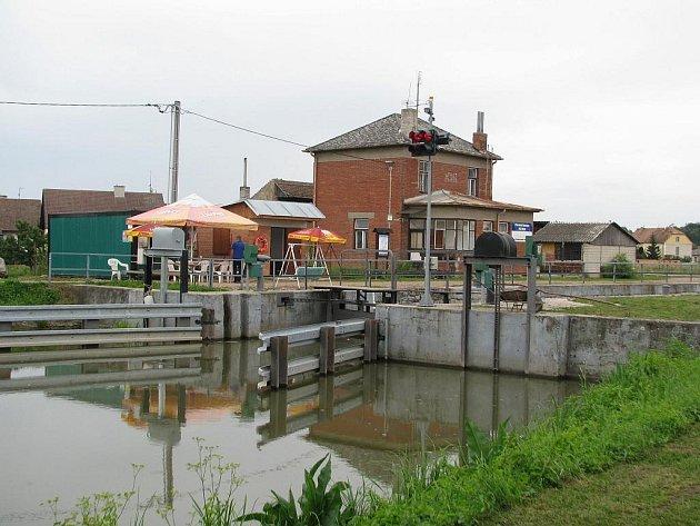 Petrovské přístaviště.