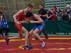 Hodonínští zápasníci vybojovali v Sarajevu šest medailí a zlatý pohár
