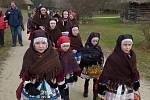 Strážnické Muzeum vesnice jihovýchodní Moravy připravilo vánoční pořad Radujme se, veselme se.