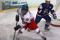 Pohodovou výhru v přípravě zaznamenaly české hokejistky do osmnácti let, které v Hodoníně porazily Slovensko 5:0.